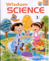 + Wisdom Science-3 + Dhanpatrai Books
